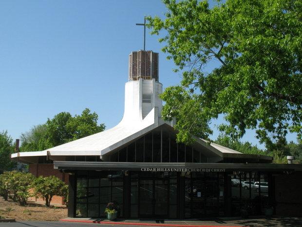 Main Sanctuary - Outside