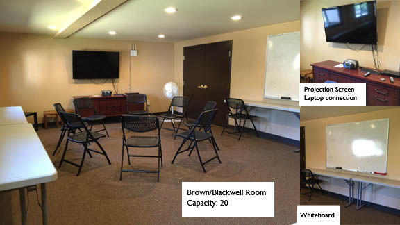 Brown-Blackwell Room