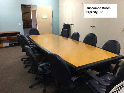 Duncombe Room