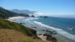 ocean, coast, waves