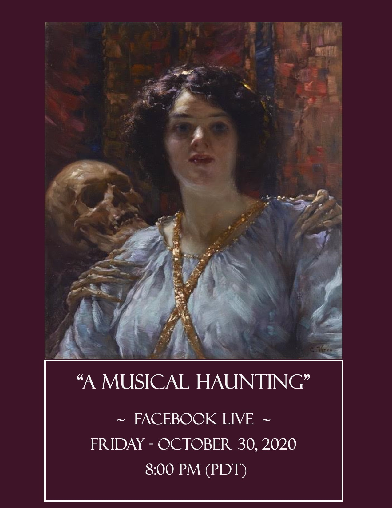 A Musical Haunting 10-30-20